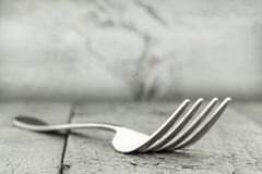 The fork Stock Photography