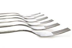 Forkes Foto de archivo libre de regalías
