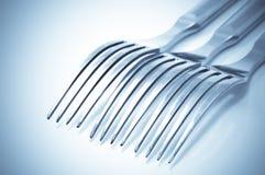 Forkes Imagenes de archivo