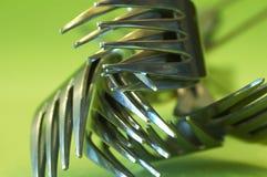 Forkes Foto de archivo