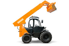 Free Forklift Royalty Free Stock Image - 15036646