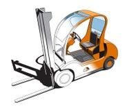 Forklift Stock Image