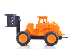 Forklift. Stock Images