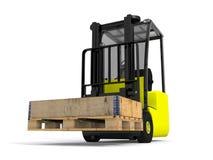 Forklift Στοκ Εικόνα