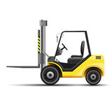 Forklift Foto de Stock Royalty Free