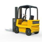 Forklift Fotos de Stock