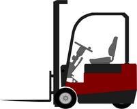 Forklift Imagens de Stock