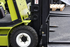 Forklift Royalty Free Stock Image
