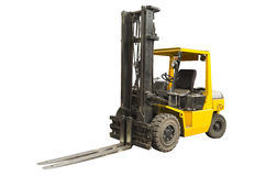 Forklift Royalty Free Stock Images