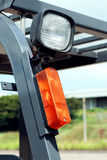 Forklift lights Royalty Free Stock Photos