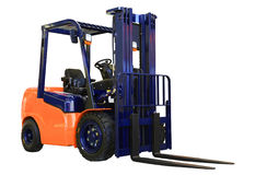 Forklift loader Royalty Free Stock Photography