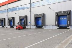 Forklift Stock Images
