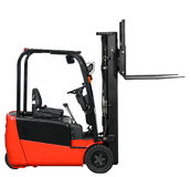 Forklift from my warehouse equipment series Stock Photos