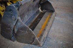 Forklift Shovel Royalty Free Stock Images