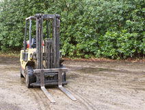 Forklift truck Stock Images
