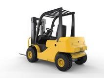 forklift truck 向量例证