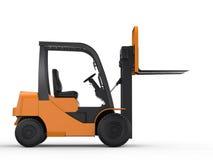forklift truck 库存例证