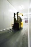 forklift truck Στοκ φωτογραφία με δικαίωμα ελεύθερης χρήσης