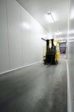 forklift truck Στοκ Εικόνες
