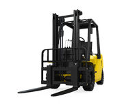 Forklift Truck Stock Photography