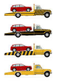Tow truck Royalty Free Stock Image