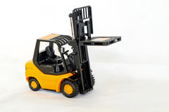 Forklift vehicle Stock Photography
