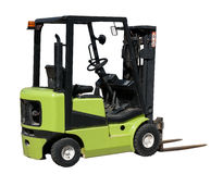 Forklift Royalty Free Stock Photos