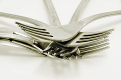 Forks Royalty Free Stock Photography