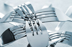 Forks Stock Photo