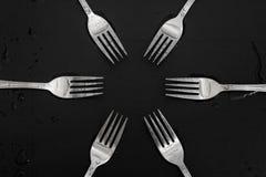 Forks Stock Photos