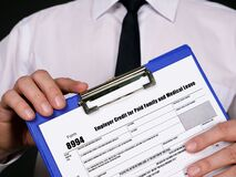 Form 8994 Employer Credit for Paid Family and Medical Leave