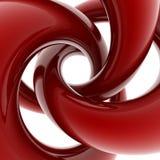 form för spiral 3D Royaltyfri Foto
