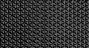 Form-Musterhintergrund des Vektors 3D polygonaler dreieckiger Lizenzfreies Stockbild