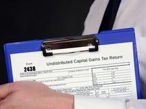 Form 2438 Undistributed Capital Gains Tax Return