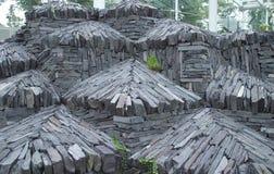 Formação de rocha fotografia de stock