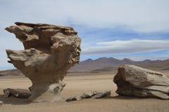 Formação de rocha Foto de Stock Royalty Free