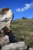 Formação de rocha Imagem de Stock