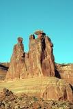 Formação de rocha Imagens de Stock Royalty Free