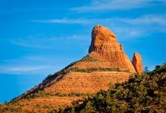 Formação de rocha de Sedona Imagens de Stock Royalty Free
