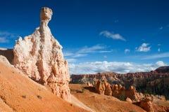 Formação de rocha em Bryce Canyon Foto de Stock