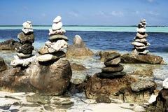 Formação de rocha interessante Imagem de Stock Royalty Free
