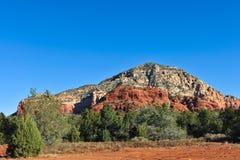 Formação de rocha o Arizona do Mesa Foto de Stock