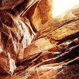 Formação de rocha original fotos de stock