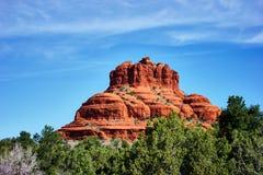 Formação de rocha superior de Bell Imagens de Stock