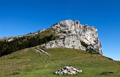 Formação de rochas Fotografia de Stock Royalty Free