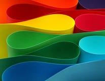 Formação do arco da cor foto de stock