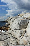 Formação do granito Foto de Stock Royalty Free