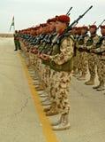 Formação No. 2. das tropas do UN. Imagens de Stock Royalty Free