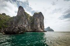 Formação rochosa em Phuket Imagens de Stock