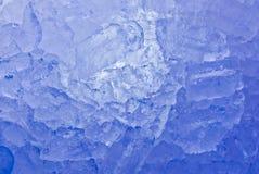 Formação suíça azul profunda dos sincelos das montanhas Imagens de Stock Royalty Free